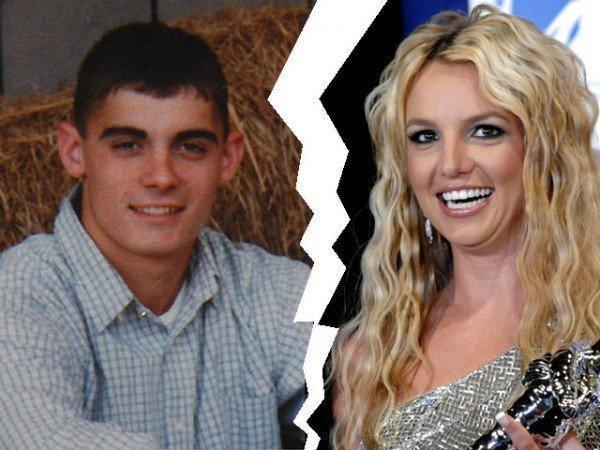Britney Spears y Jason Allen Alexander
