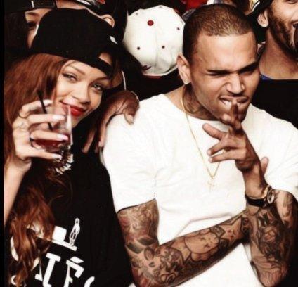 Rihanna-Chris-Brown