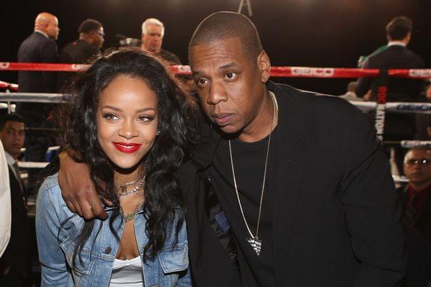 Rihanna-JayZ