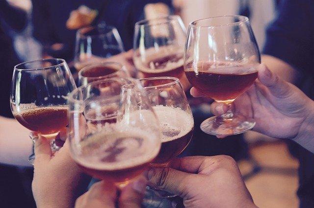 beber en bodas