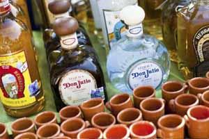 Barra de Tequilas