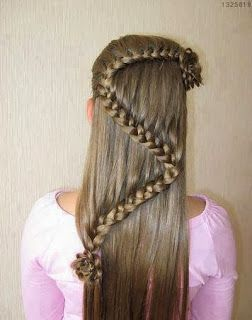 peinados de comunión