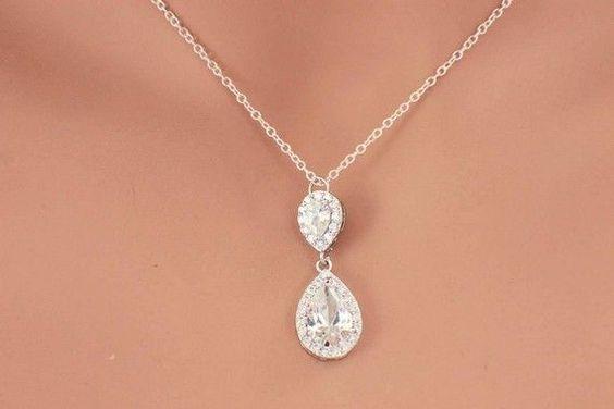 joyas sencillas para novias