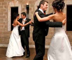 el baile de boda