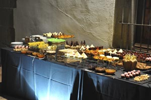 buffet postres ánima catering