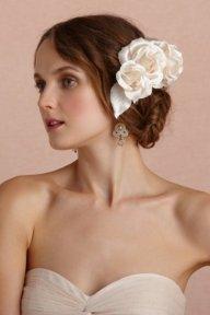 accesorios novias complementos pelo
