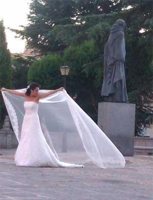 novia-pose