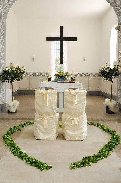decoracion floral matrimonio religioso