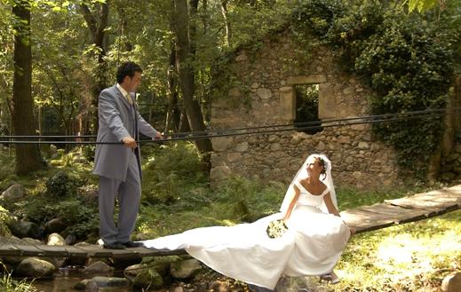 Can Marlet bodas al aire libre