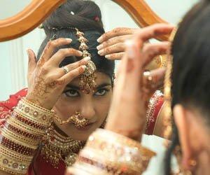 novia-hindu