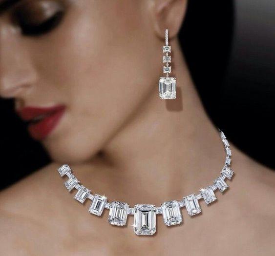 Diamantes para la novia