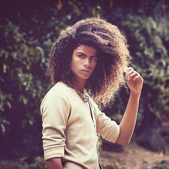 cortes de pelo a lo afro