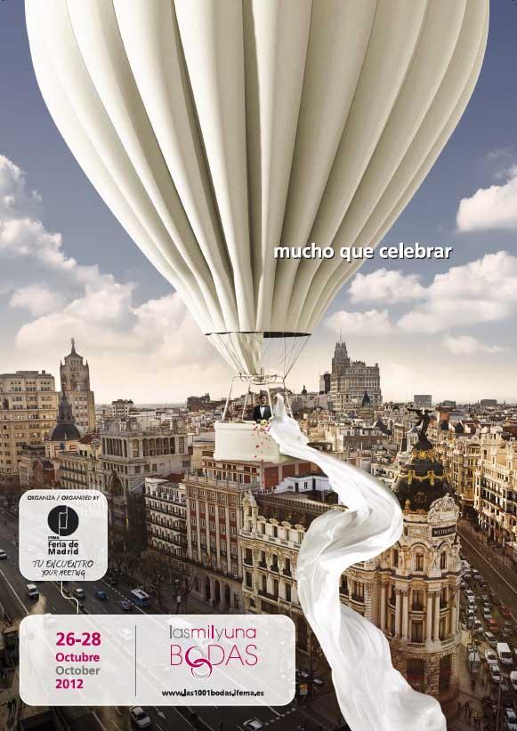las mil y una bodas en Madrid Ifema