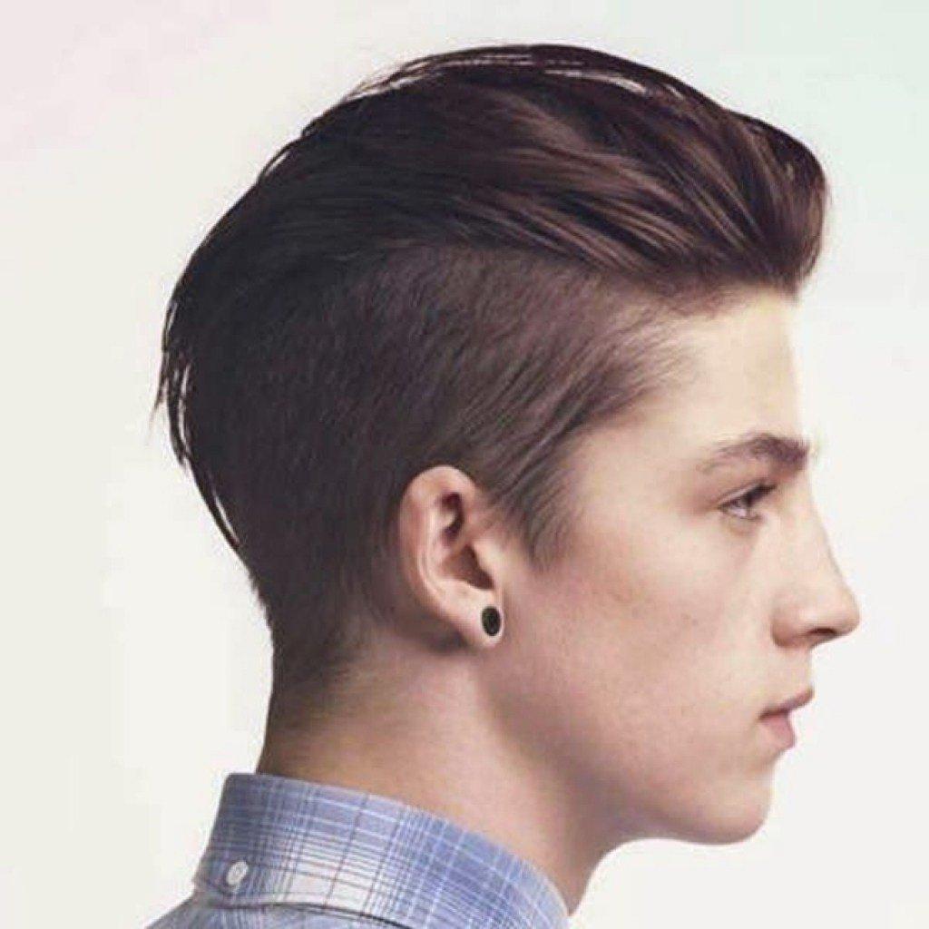 Peinados de caballero