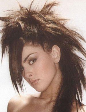 Peinados interesantes por: www.hairpolice.com