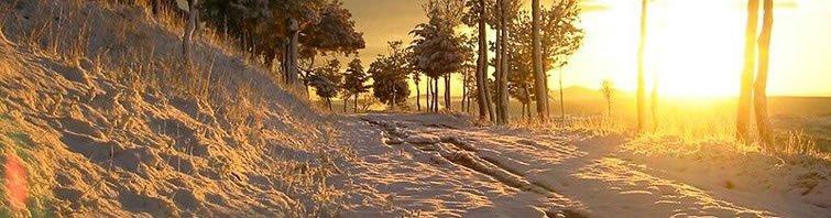 nieve castilla leon