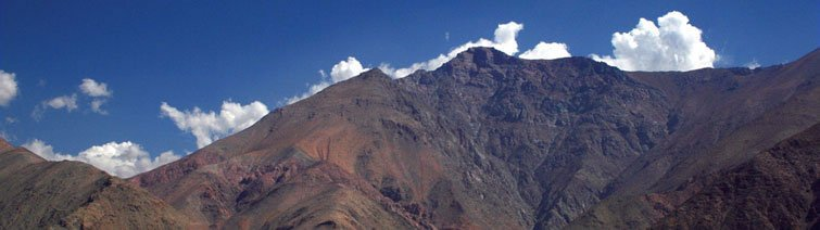 valle de elqui chile