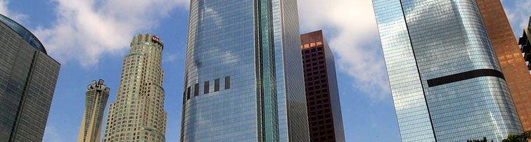 los angeles rascacielos