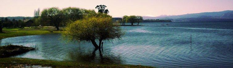 lago villarica chile viaje de novios