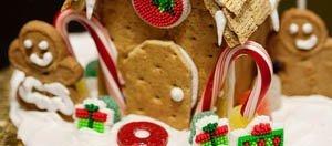 casita navidad galletas