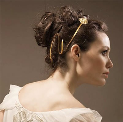 peinados para boda