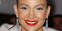 Jennifer Lopez peinados