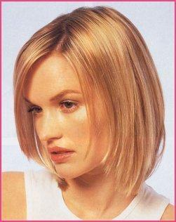 peinados de media melena