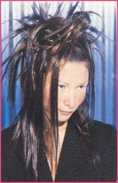peinados de pelo largo y melena