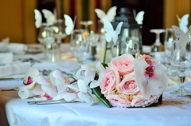 recepcion de boda
