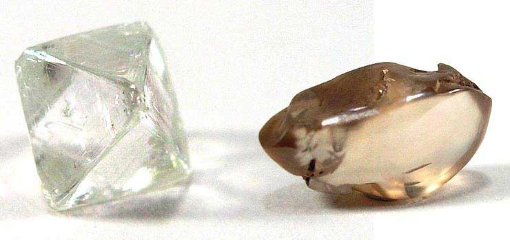 diamante propiedades
