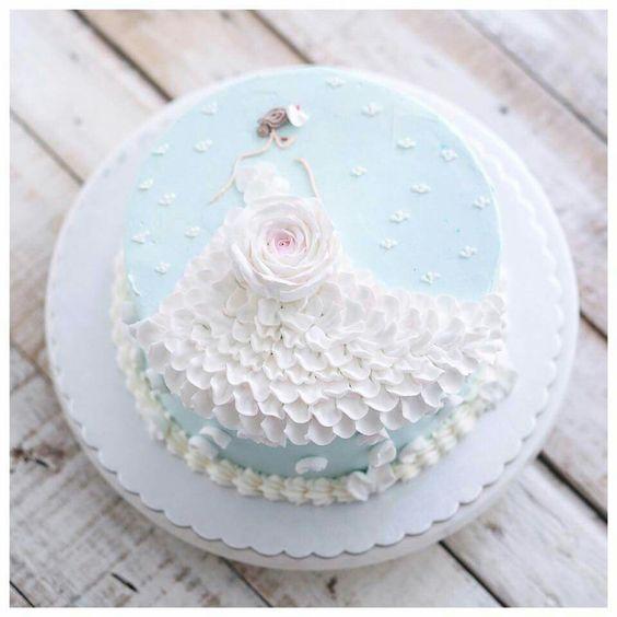 tartas de boda decoradas