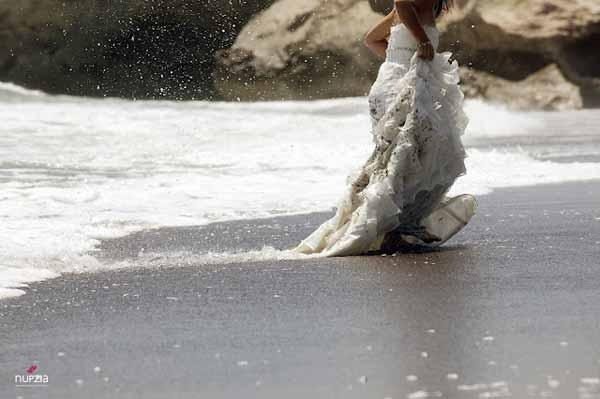 Trash the Dress Nupzia Fotografía