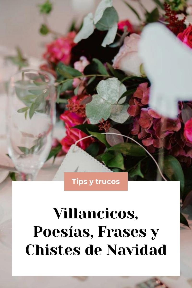 Villancicos, Poesías, Frases y Chistes de Navidad