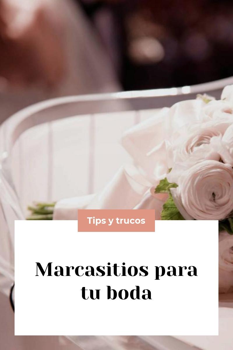 Marcasitios para tu boda