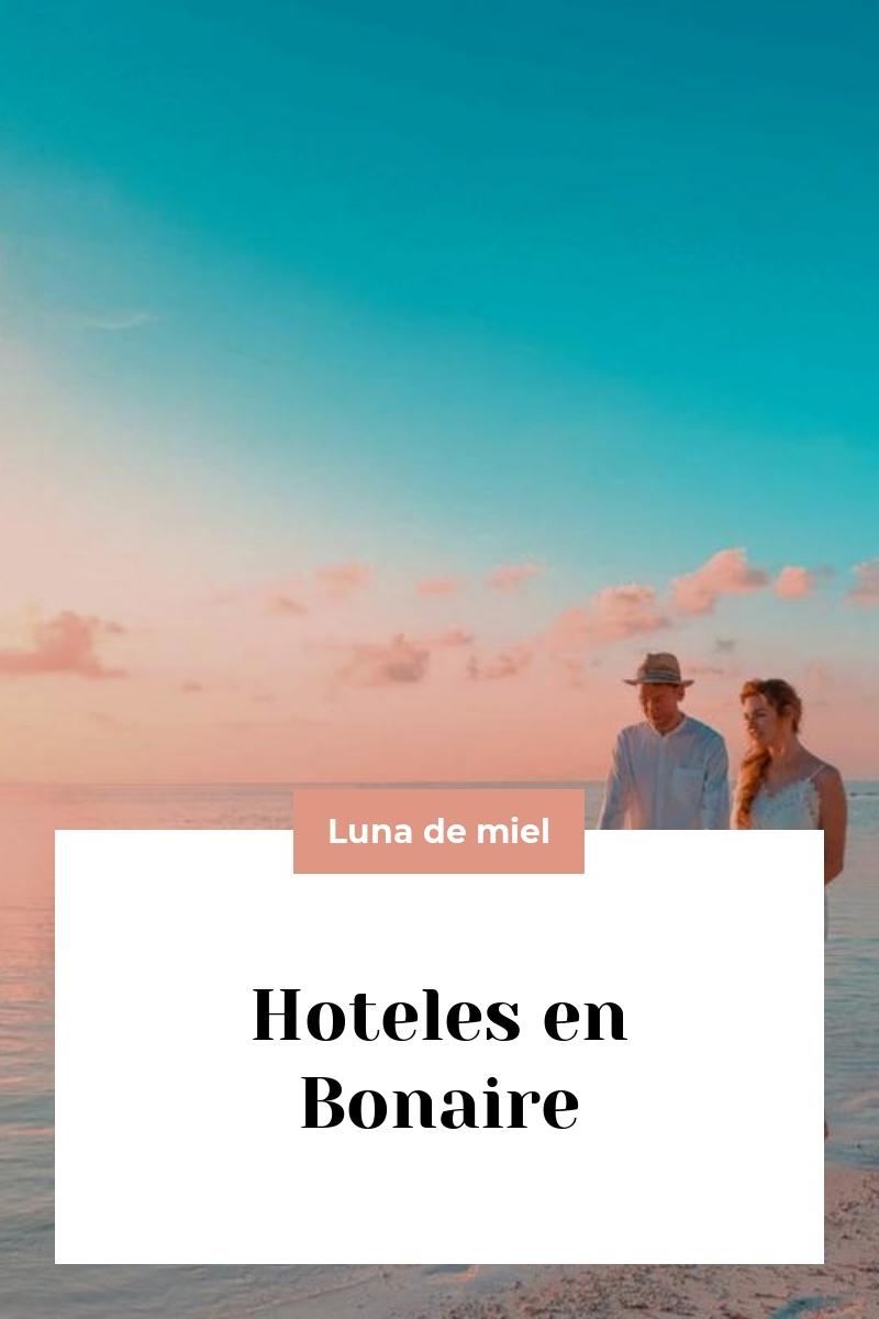 Hoteles en Bonaire