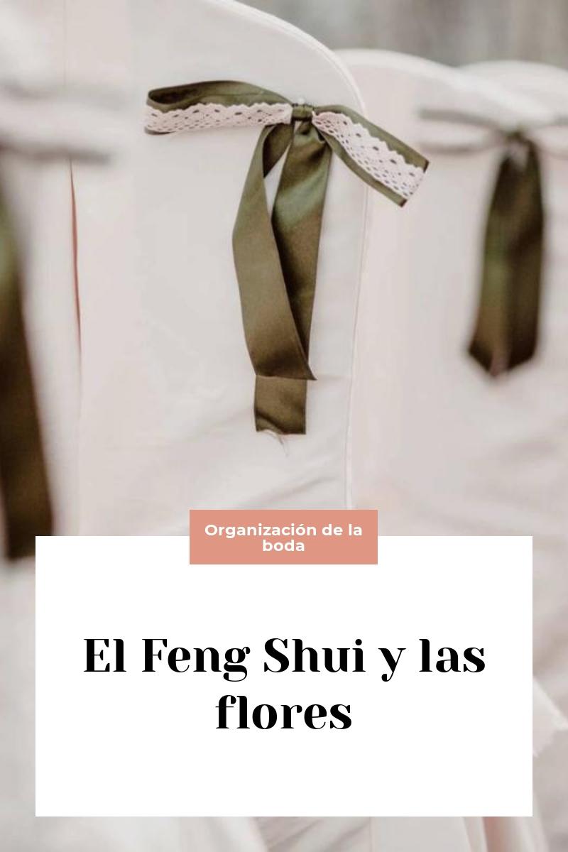 El Feng Shui y las flores