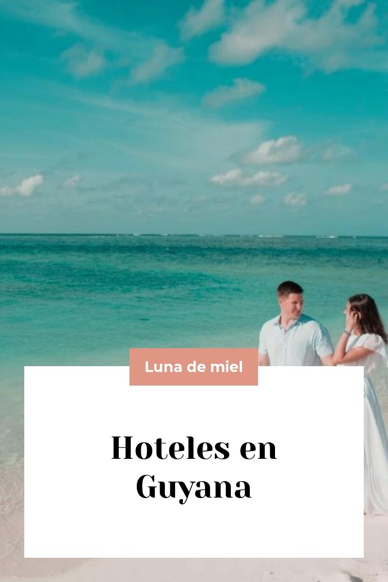 Hoteles en Guyana