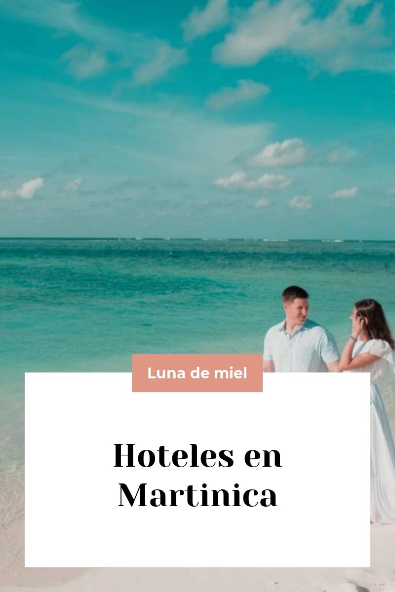 Hoteles en Martinica