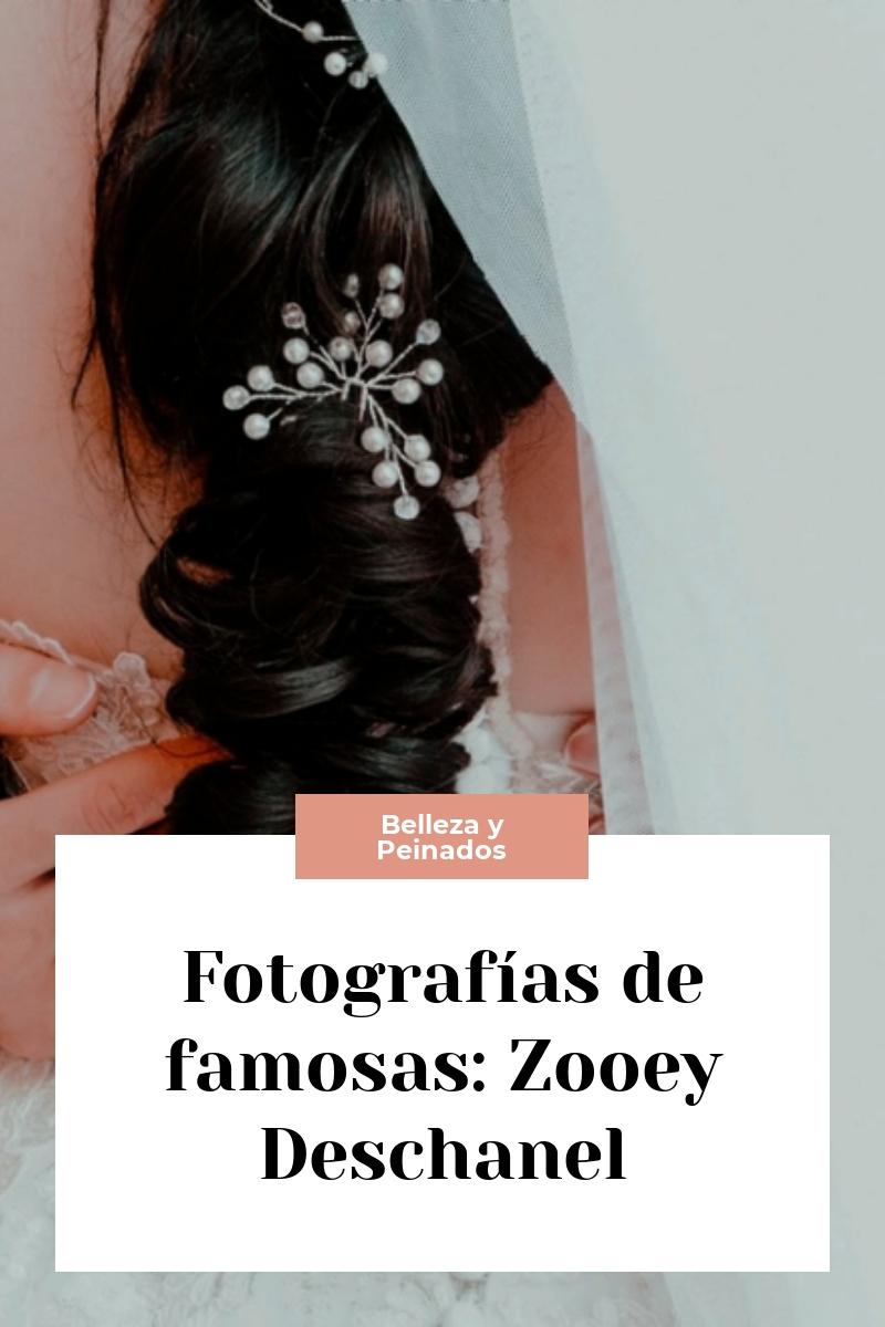 Fotografías de famosas: Zooey Deschanel