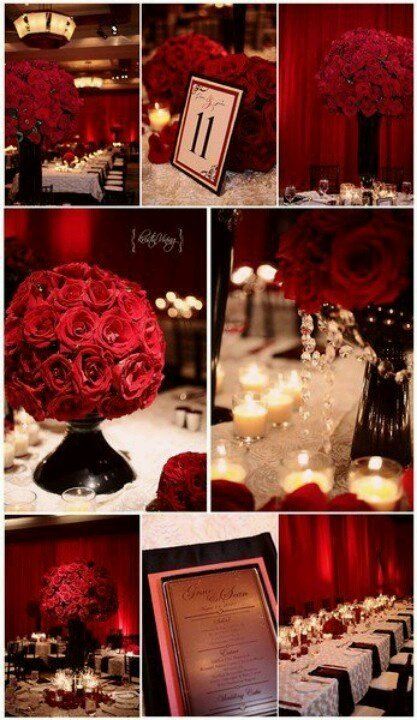 decoracion mesas bodas