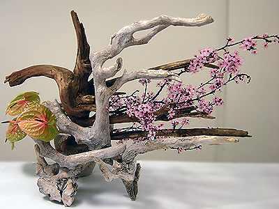 que es el ikebana