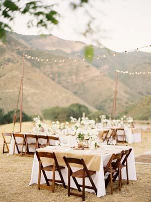 boda en verano