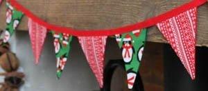 banderillas de navidad