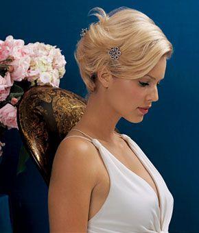peinados de novia segun cabello