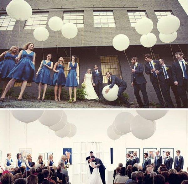 globos para tu boda
