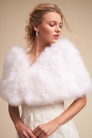 vestidos de novia de invierno